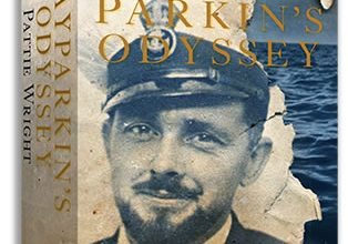 Ray Parkin's Odyssey will be released in September