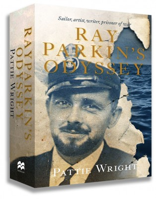 Ray Parkin -  Ray Parkin's Odyssey book by Pattie Wright