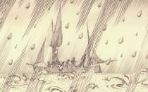 Fat Rain - art by Ray Parkin