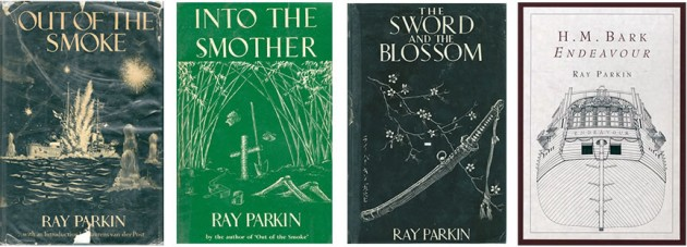 Ray Parkin- Author