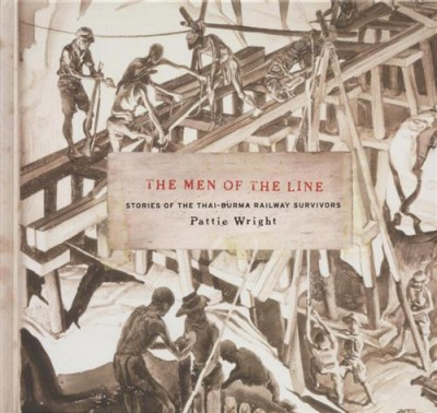The Men Of The Line by Pattie Wright