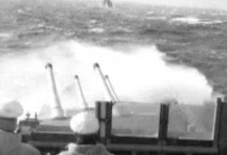 ABC 7.30 Report on HMAS Perth Survivors