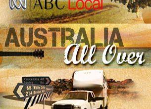 Pattie talks with Ian McNamara on Australia All Over