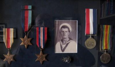 Richard Noel Dixon - HMAS Perth