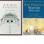Ray Parkin Hms Bark Endeavour Wartime Trilogy